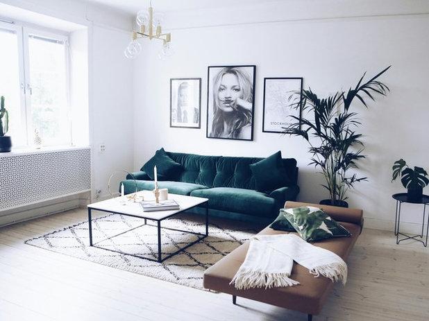 Skandinavisk Vardagsrum by The Sofa Store
