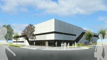 Projet Libriciel à Castelnau-le-Lez (34) : Immeuble de Bureaux