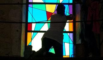 Création d'un vitrail
