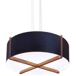 Contemporary Flush-mount Ceiling Lighting by Cerno