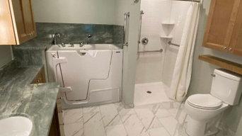Accessible Bathroom Remodel