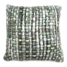 "Randee Feather Cushion, 20""x20"""