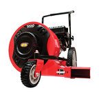 Torque OHV 163 Cc Walk Behind Blower, 1200 Cfm and 150-Mph, EPA