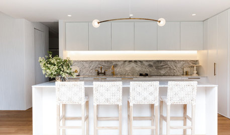 Room of the Week: A Modern Kitchen With a Dash of Old-World Charm