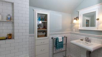 Minneapolis Traditional Bathroom Remodel