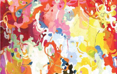 Guest Picks: Colorful Art