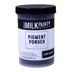 Pigment Powders, Lamp Black, 16 Oz
