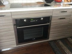 Will a 30 inch wall oven fit in a 30 inch cabinet?