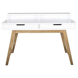 Eden Natural Sungkai Desk