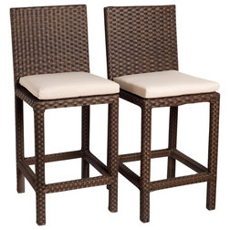 Inspirational Contemporary Outdoor Bar Stools And Counter Stools by Beverly Stores