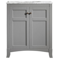 Transitional Bathroom Vanities And Sink Consoles by Vinnova