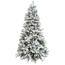 Contemporary Christmas Trees by Northlight Seasonal