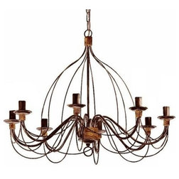 Country Chandeliers by Netlighting Ltd