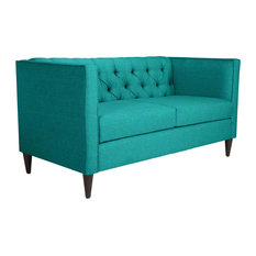 Grant Loveseat, Teal