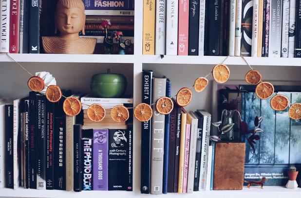 Gör det själv: Julgirlang av väldoftande apelsiner