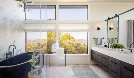 Bathroom of the Week: Spa-Like Makeover in Sausalito