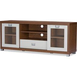 Contemporary Entertainment Centers And Tv Stands by HedgeApple