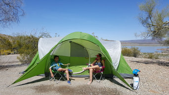 Outdoor Camping Cooling System