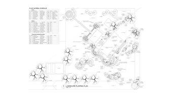 Landscape Planting Plan