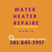 Foto de Water Heater Repair Alvin TX