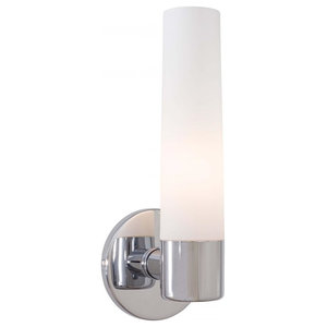 12-1/2-Inch Tall Modern Sconce
