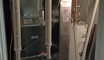 Replaced geothermal furnace