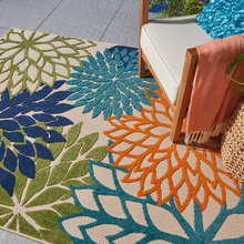 7/25 Summer Favorites: Oversized Outdoor Rugs