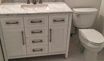 White Bathroom Renovation