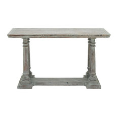 Lex Wood Console Table