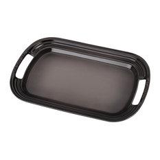 Le Creuset Oyster Stoneware 16 Inch Serving Platter