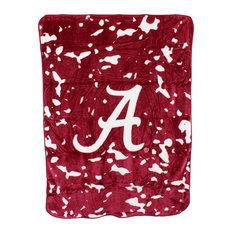 Alabama Crimson Tide Throw Blanket