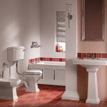 Salle de bain style art déco chic et intemporel - Classique ...
