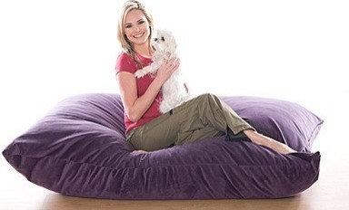 jaxx pillow sac lounger bean bag products