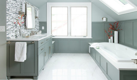 mesmerizing bathroom paint colors 2020 | Marble tile discoloration in shower