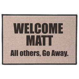 Contemporary Doormats by Universal Direct Brands