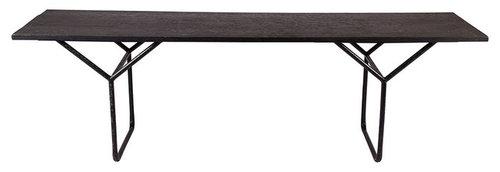 Lua Bord 150cm, Svart - Sofaborde
