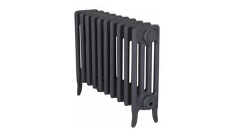 Modern Cast Iron Radiators With Victorian Styling