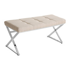 shop contemporary bedroom benches best deals free shipping on