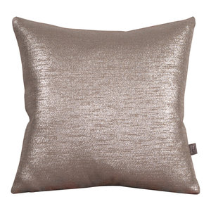 Howard Elliott Polyester Glam Pewter 20   X 20   Accent Pillow 2-237F