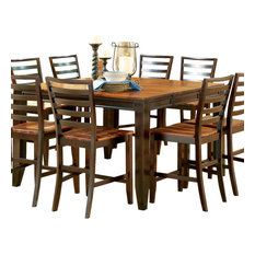 Steve Silver Company   Steve Silver Abaco Counter Height Table With Leaf   Dining  Tables
