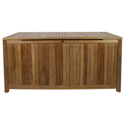Transitional Deck Boxes And Storage by Chic Teak