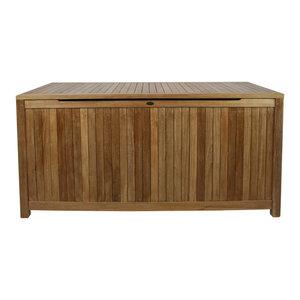 Teak Wood Santa Barbara Pool and Storage Box