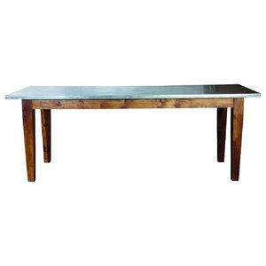 Mango Wood Workstation Table