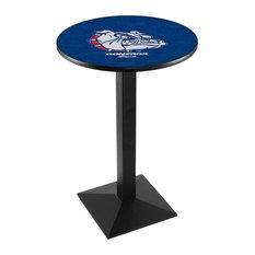 Gonzaga Pub Table 36-inchx36-inch