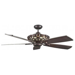 Mediterranean Ceiling Fans by Lighting New York