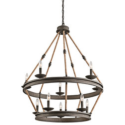 Great Beach Style Chandeliers by Build
