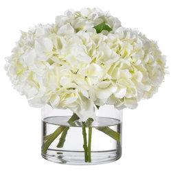 Transitional Artificial Flower Arrangements by Diane James Home