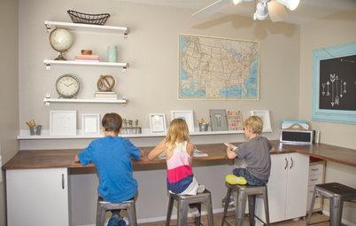 Back-to-School Action Plan: Homework Zone