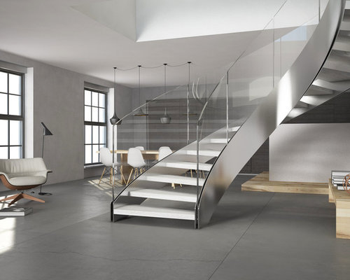 European Stairs Design Ideas Remodel Pictures Houzz