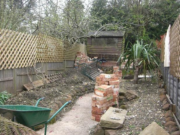 Garden tour a stunning tropical garden before and after for Garden house design ltd